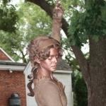 Ballerina-statue