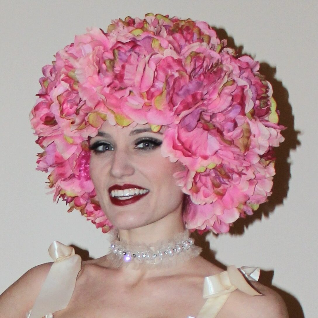 St. Louis Entertainment, Flower Headpiece, Strolling Talent