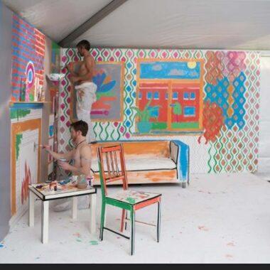 live set paint